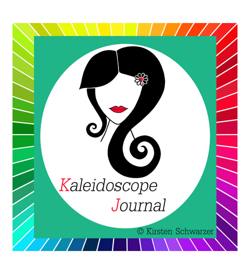 Logo Kaleidoscope Journal – Dein Lifestyle Blog, Kirsten Schwarzer, www.kaleidoscope-arts.de